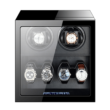 Newly Upgraded Vertical Six piece Automatic Rolex Watch Winder